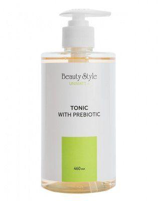 Матирующий тоник с пребиотиком для жирной и смешанной кожи UNIMATT + Beauty Style (Бьюти Стайл) 460 мл
