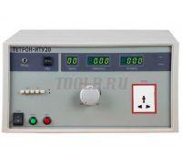 ТЕТРОН-ИТУ20 Измеритель тока утечки мощностью 2 кВА