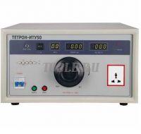 ТЕТРОН-ИТУ50 Измеритель тока утечки мощностью 5 кВА фото