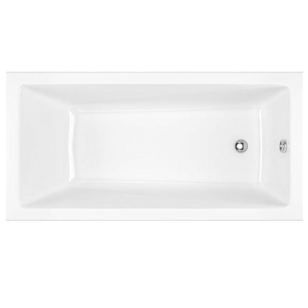 Акриловая ванна Excellent Wave 170x75 без гидромассажа ФОТО