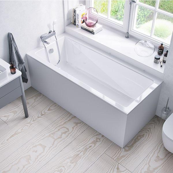 Акриловая ванна Excellent Wave 160x70 без гидромассажа ФОТО