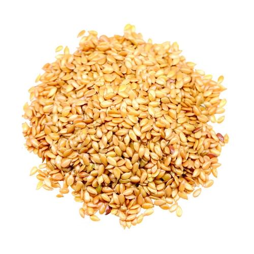 Семена белого льна(золотистые), кг