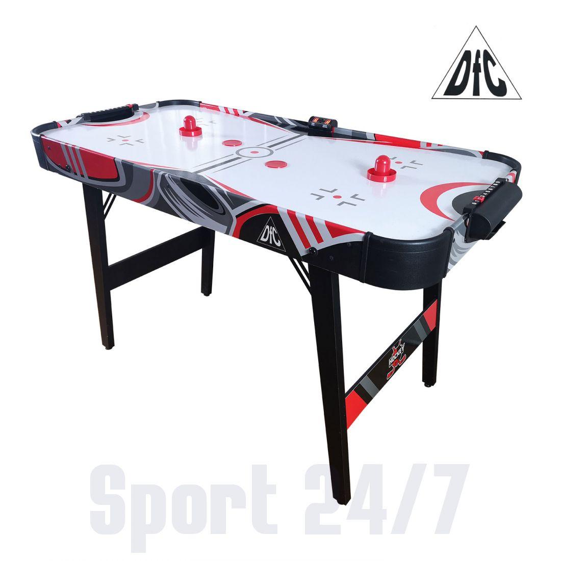 Игровой стол - аэрохоккей DFC RIGA