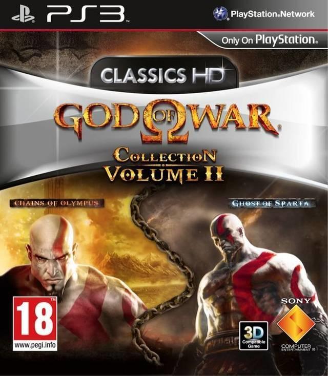 Игра God Of War Collection Volume II (PS3)