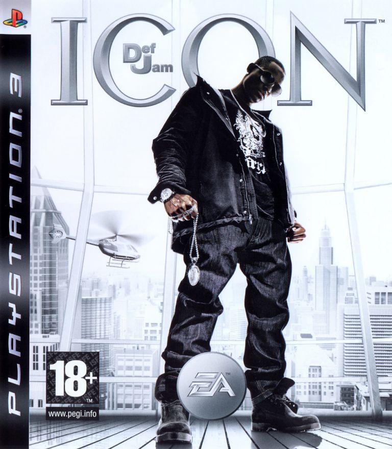 Игра Def Jam Icon (PS3)