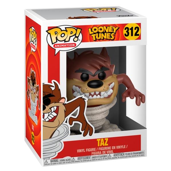 Фигурка Funko POP! Vinyl: Looney Tunes: Tornado Taz 26565