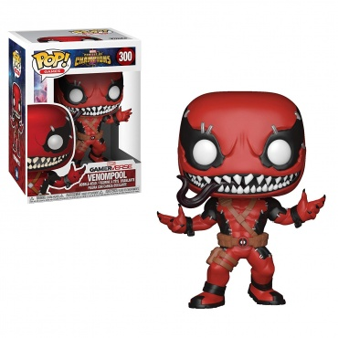 Фигурка Funko POP! Vinyl: Games: Marvel: CoC: Venompool 26710