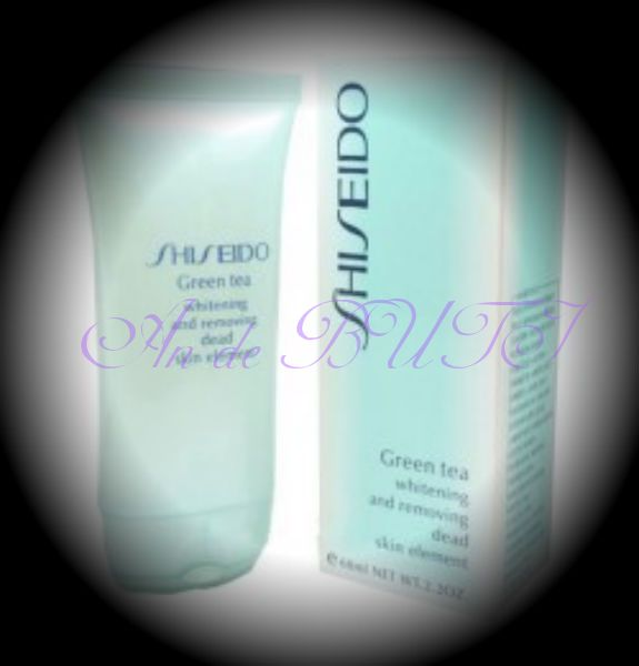 SHISEIDO Green Tea 60ml