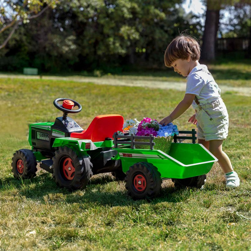 Электротрактор детский Injusa 000636/636