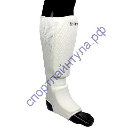 Защита голени для каратэ BC-7596 Белая