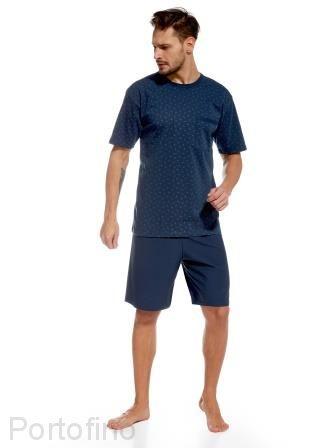 312-22 пижама мужская Cornette