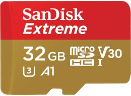 Карта памяти SanDisk 32гб