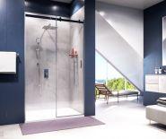 Душевая дверь в нишу WasserKRAFT Alme 15R05