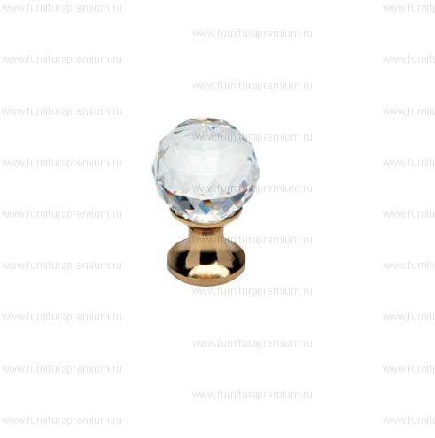 Мебельная ручка Linea Cali Crystal 200