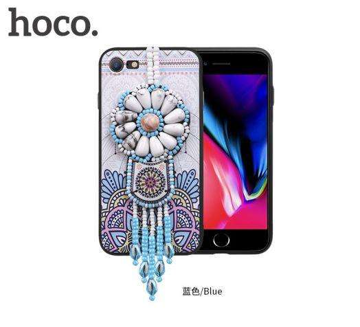 Защитный чехол HOCO Chinese dream для iPhone7/8, синий