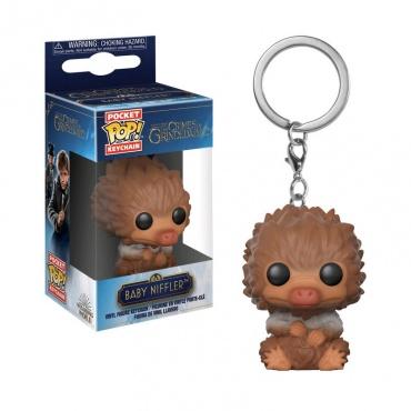 Брелок Funko Pocket POP! Keychain: Фантастические твари2(FantasticBeasts2):Baby Niffller 1 32767-PDQ