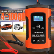 Умная зарядка для свинцовых аккумуляторов 12V 5A