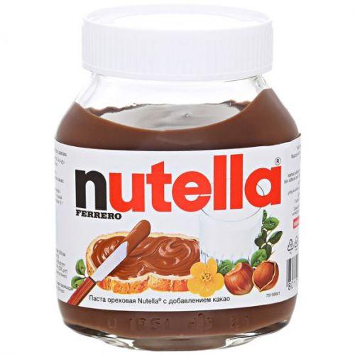 Nutella Qoz-findiqlı kakao qatqısı ilə, 180 gr