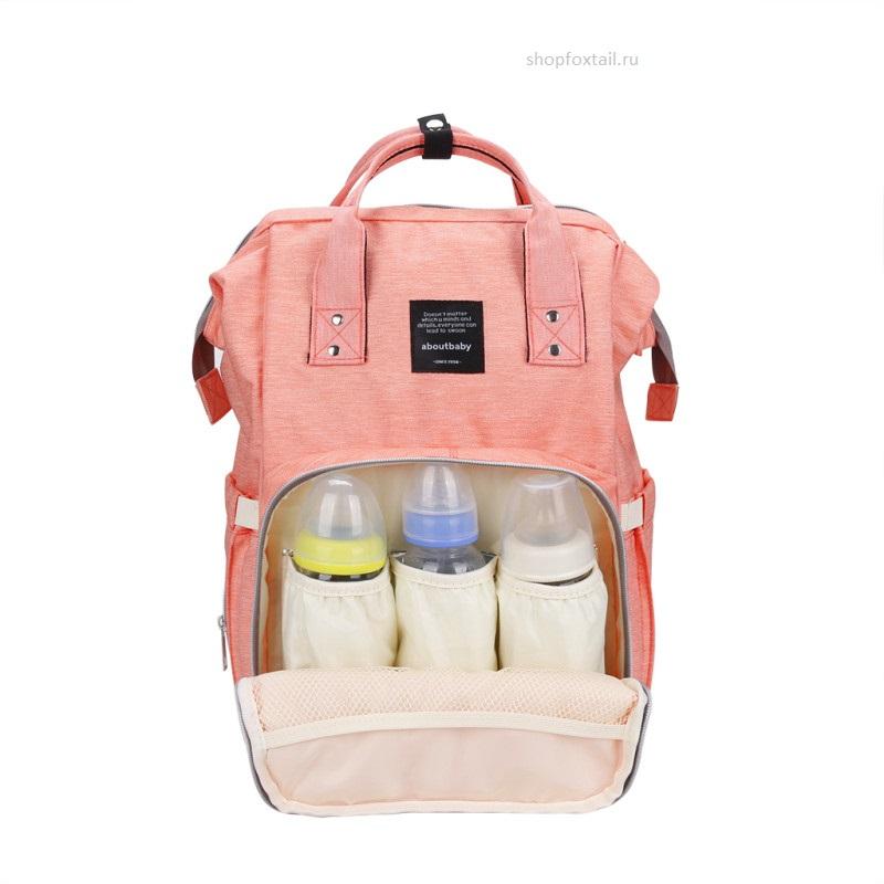 Сумка рюкзак для мамы baby mo с USB