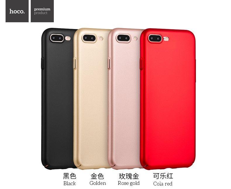 Защитный чехол HOCO Shining Star series для iPhone7 Plus/8 Plus, красная кола