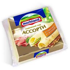 Сыр Hochland 150 гр кусочки