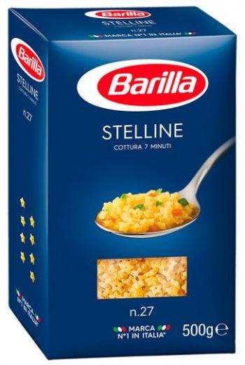 Макаронные изделия Barilla Stelline n.27, 500г