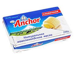 Сливочное масло Ankor 200 гр