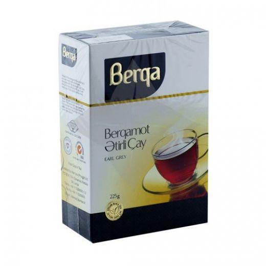 Чай Berqa Earl Grey Berqamont 225гр