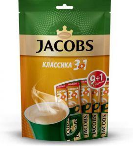 Кофе Jacobs Classic 3/1 20 шт