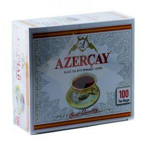 Чай Азерчай  Черный пакетики 100 шт