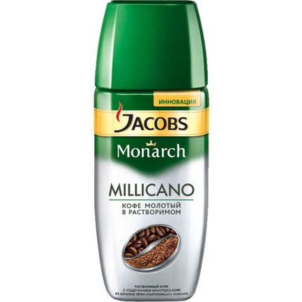 Jacobs Monarch Millicano 95 гр
