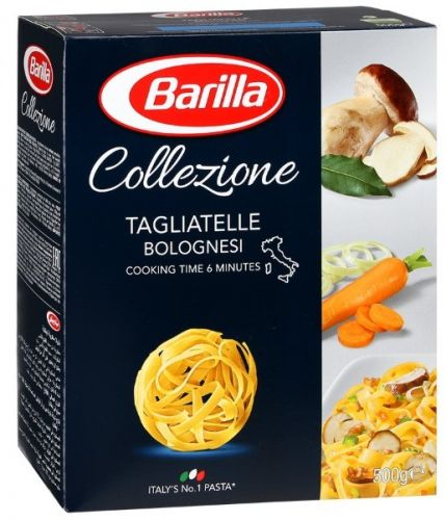 Макароны Barilla Tagliatelle Bolognesi (Тальятелле) 500г