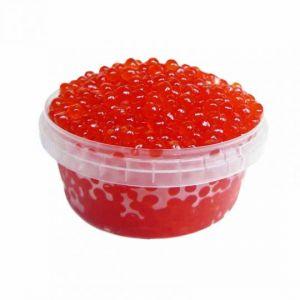 Красная икра 100 гр (Горбуша,Кета)