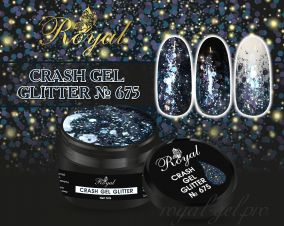 675 CRUSH GEL ROYAL 5 мл