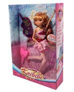 """Кукла """"Фея"""" с аксессуарами. Шарнирная со съемными крыльями, 30 см (арт. 1328752)"""