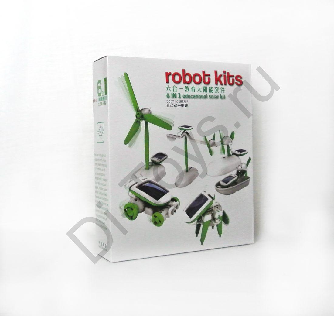 Robot Kits 6 в 1