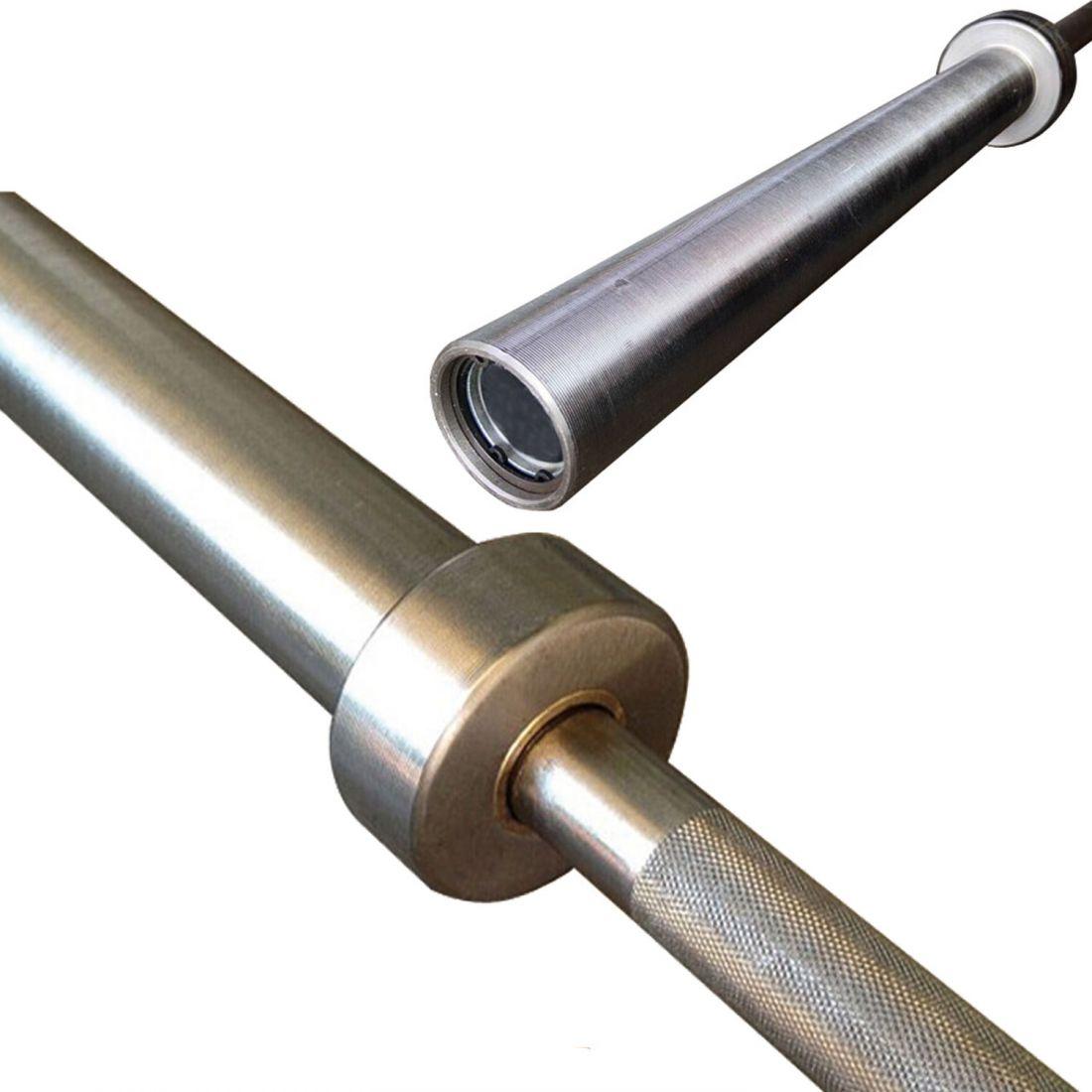 Гриф прямой д.50 мм (220 см, до 600 кг) POB86-20NP-50