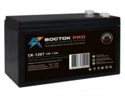 Аккумуляторная батарея СК 1207