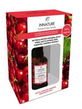 иННатюр - Сыворотка для лица для жирной и проблемной кожи