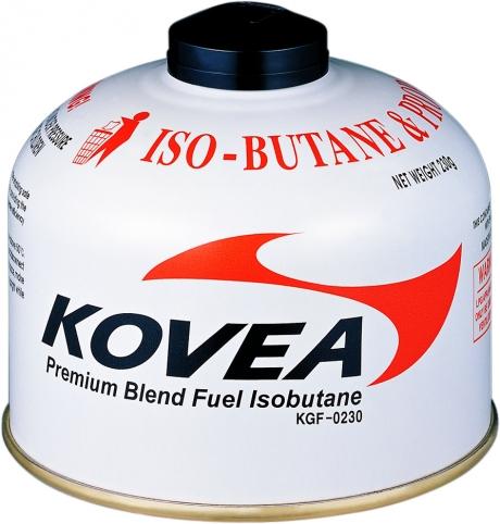 Газовый баллон Kovea 230 гр. резьбовой