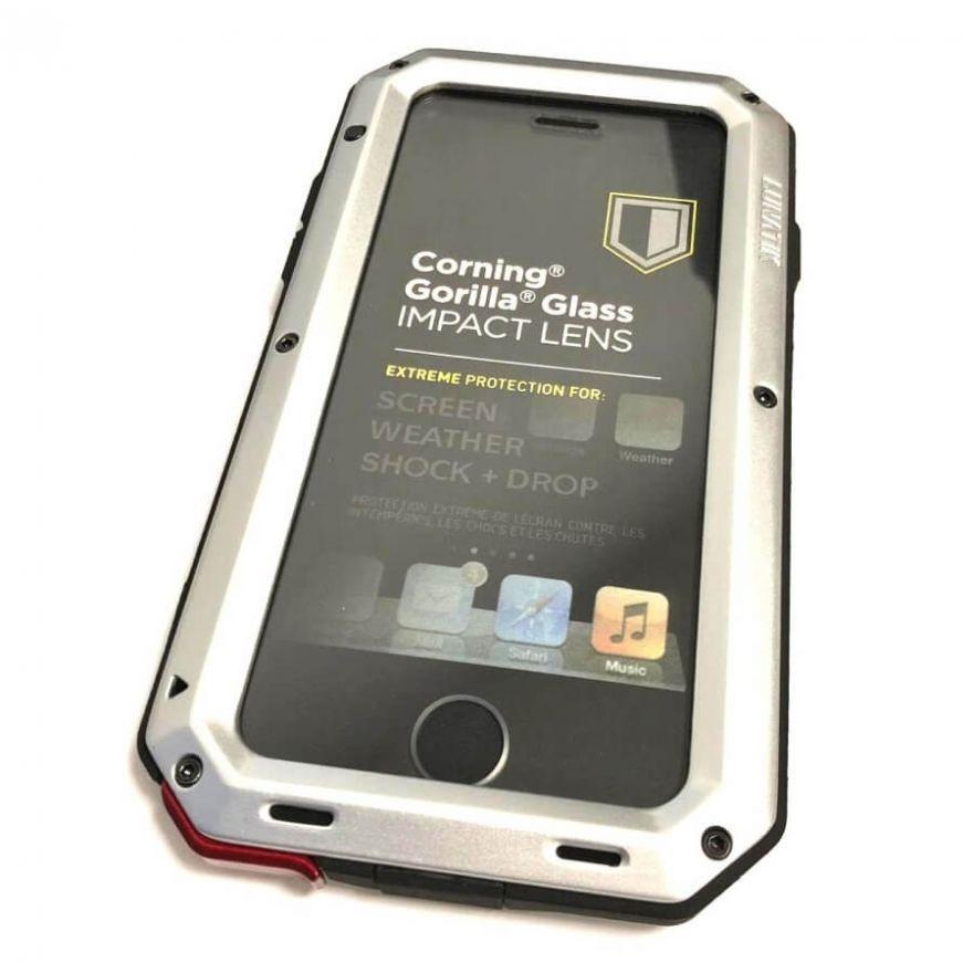Противоударный чехол LUNATIK TAKTIK EXTREME для iPhone 6, 6S