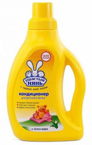 Körpə geyim üçün kondisioner Ушастый нянь 750 ml