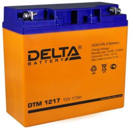 Аккумуляторная батарея DTM 1217