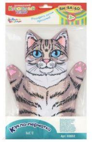 """Кукла-перчатка """"Кот"""" (03652)"""