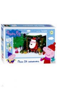 """Peppa Pig. Пазл-24 """"В гостях у волшебника"""" (04304)"""