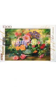 "Пазл ""Цветы в вазе"" (1500 элементов) (83019)"