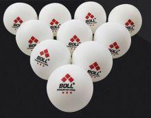 Мячи BOLL для настольного тенниса 40+ 3 звезды