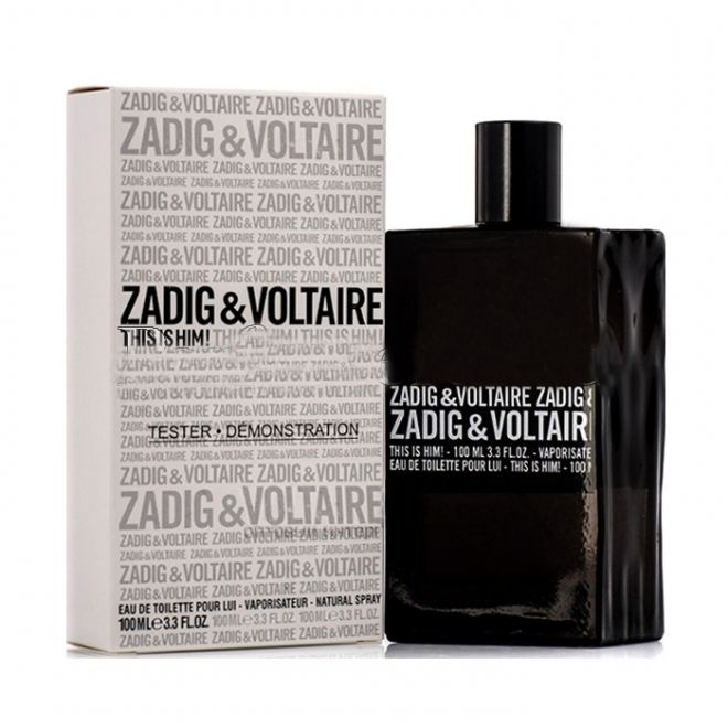 Zadig & Voltair  THIS IS HIM