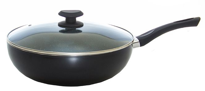 Сковорода-Вок HOFFMANN 30 см HM 7230
