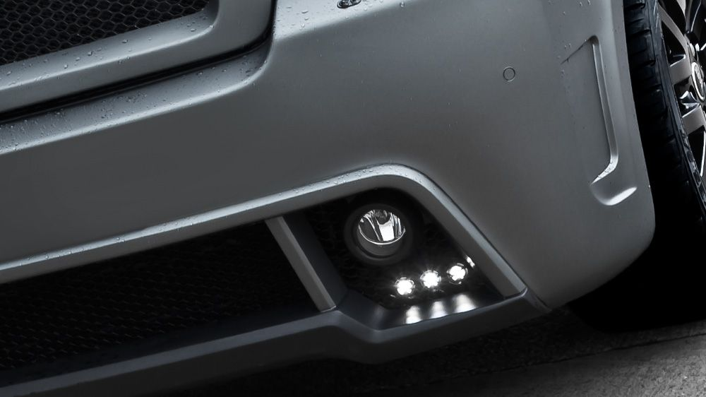 Светодиоды переднего бампера (Range Rover Vogue 2009-2012)